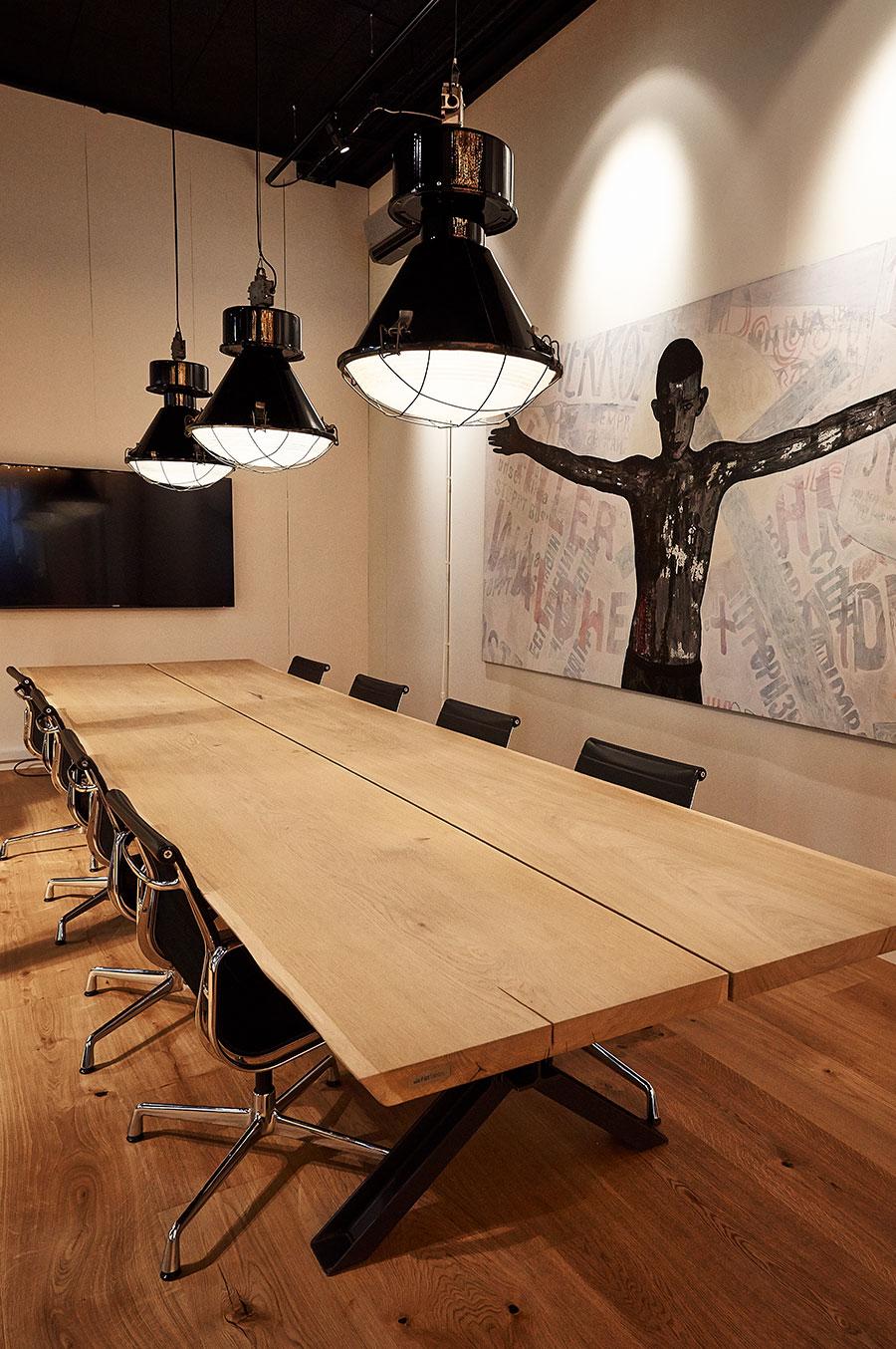 Eksklusivt mødebord