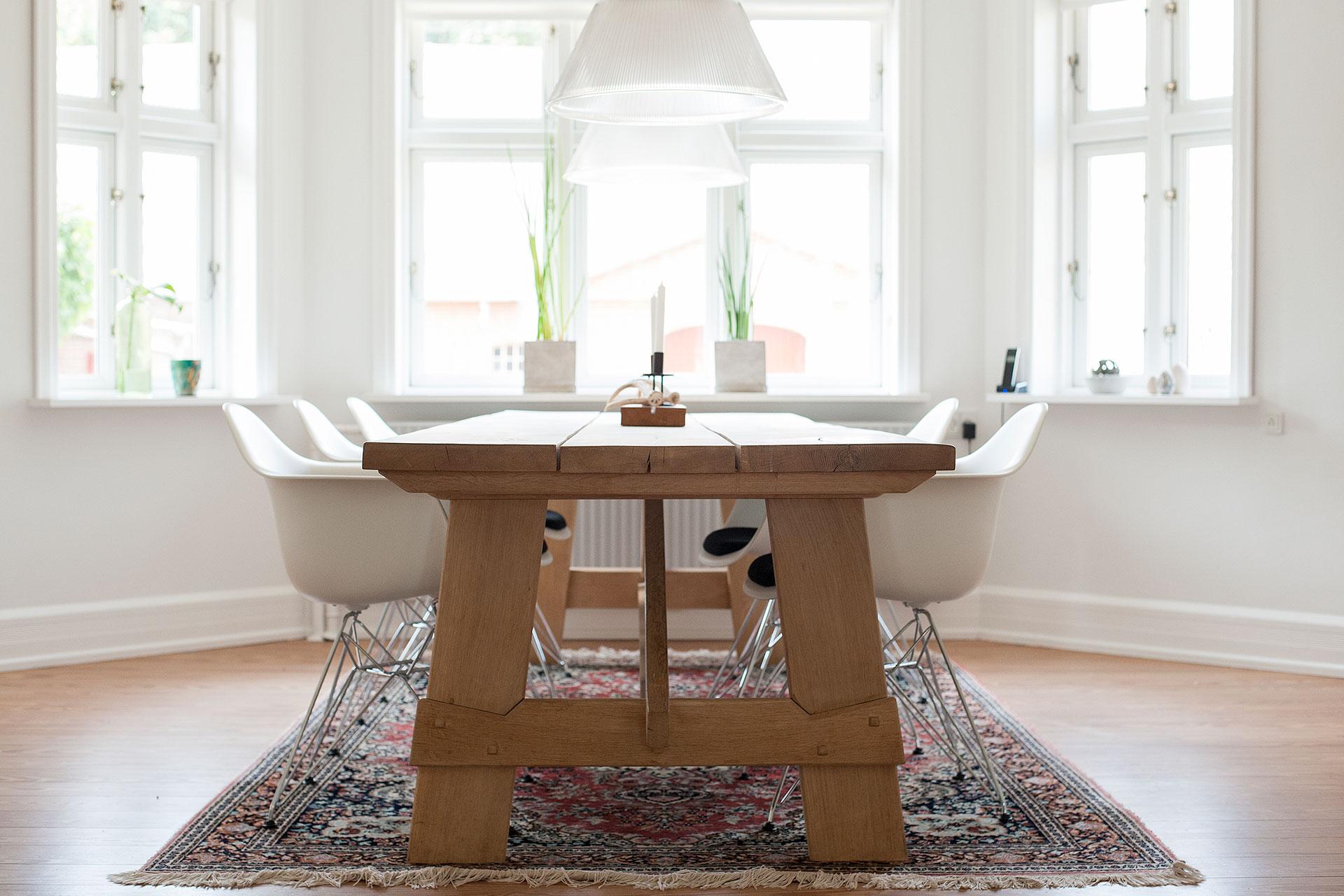 Det første Fat Tables bord